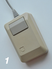 Macintosh Mouse Die Ratte